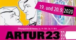 Artus 23 offene Ateliertage in Oberfranken